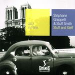 Pochette Jazz in Paris: Stuff and Steff
