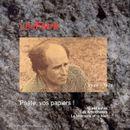 Pochette Léo Ferré, avec le temps... Volume 6: Poète, vos papiers ! 1969-1970