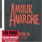 Pochette Léo chante Ferré, Volume XI: Léo chante amour anarchie