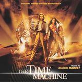 Pochette The Time Machine: Original Motion Picture Soundtrack (OST)