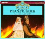 Pochette Prince Igor (Kirov Opera and Orchestra feat. conductor: Valery Gergiev)