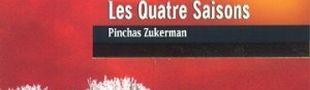 Pochette Les quatre saisons (Pinchas Zuckerman)