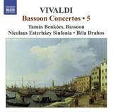 Pochette Complete Bassoon Concertos, Volume 5