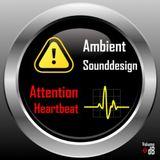 Pochette Attention Heartbeat (Single)