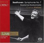 Pochette Beethoven Symphonie No. 7 (Bayerisches Staatsorchester feat. conductor: Carlos Kleiber) (Live)