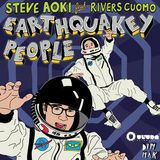 Pochette Earthquakey People (Remixes) (Single)