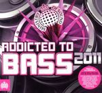 Pochette Ministry of Sound: Addicted to Bass 2011