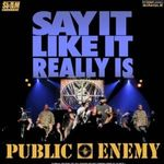 Pochette Say It Like It Really Is (Single)
