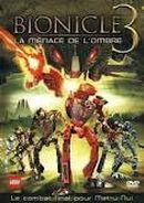 Affiche Bionicle 3 - La menace de l'ombre