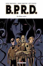 Couverture La Déesse Noire - B.P.R.D., tome 10