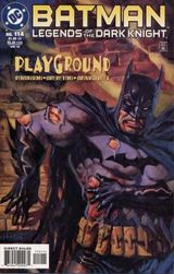Couverture Batman: Playground