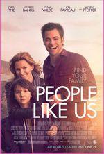 Affiche Des gens comme nous