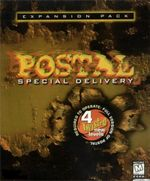 Jaquette Postal : Special Delivery