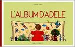 Couverture L'album d'Adèle