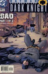 Couverture Batman : Bad