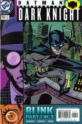 Couverture Batman : Blink