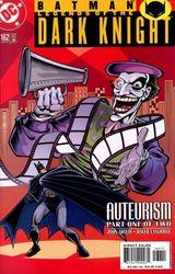 Couverture Batman : Auteurism