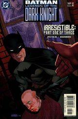 Couverture Batman : Irresistible