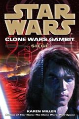 Couverture Gambit : Siege - Star Wars : The Clone Wars, tome 5