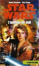Couverture Star Wars : L'Épreuve du Jedi