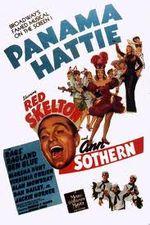 Affiche Panama Hattie