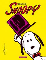 Couverture Reviens Snoopy - Snoopy, tome 1