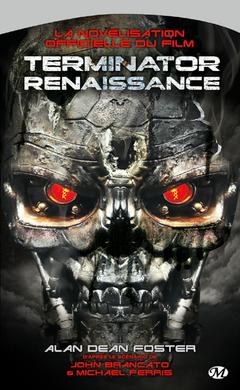 Couverture Terminator : Renaissance