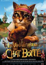 Affiche La Véritable Histoire du chat botté