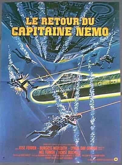 le retour du capitaine nemo film 1978 senscritique. Black Bedroom Furniture Sets. Home Design Ideas