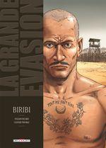 Couverture Biribi - La Grande Évasion, tome 1
