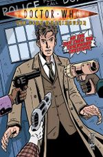 Couverture Doctor Who: The Time Machination