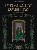 Couverture Le Portrait de Dorian Gray, d'Oscar Wilde
