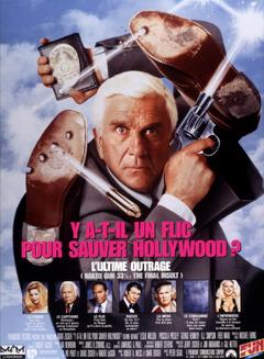 Affiche Y a-t-il un flic pour sauver Hollywood ?