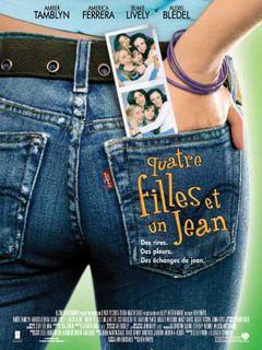 Affiche Quatre Filles et un jean