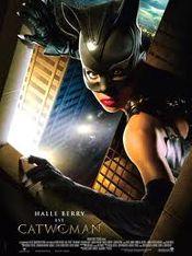 Affiche Catwoman
