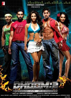 Affiche Dhoom 2