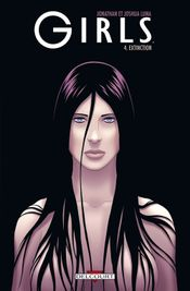 Couverture Extinction - Girls, tome 4