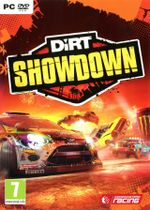 Jaquette DiRT Showdown