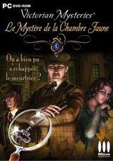 Jaquette Victorian Mysteries : Le Mystère de la chambre jaune