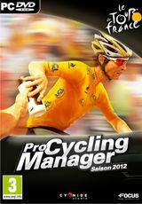 Jaquette Pro Cycling Manager : Saison 2012