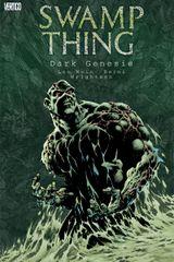 Couverture Swamp Thing : Dark Genesis