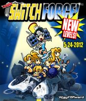 Jaquette Mighty Switch Force