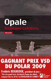 Couverture Opale