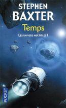 Couverture Temps - Les Univers multiples, tome 1