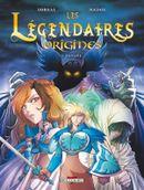 Couverture Danaël - Les Légendaires : Origines, tome 1
