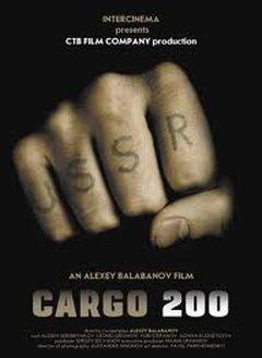 Affiche Cargo 200