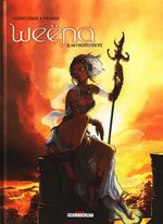 Couverture Affrontement - Weëna, tome 8