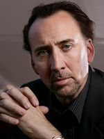 Photo Nicolas Cage