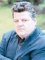 Photo Robbie Coltrane