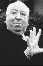 Photo Alfred Hitchcock